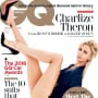 Charlize Theron GQ Cover