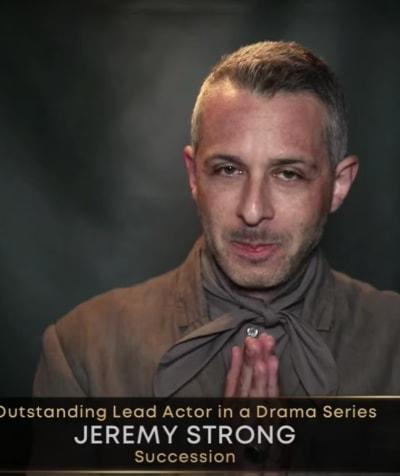 Jeremy Strong gana un Emmy