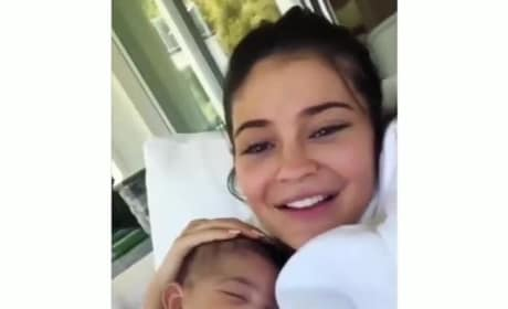 Kylie Jenner Giggles With Stormi in Precious New Video: Watch!
