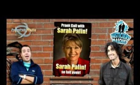 Sarah Palin Prank Call