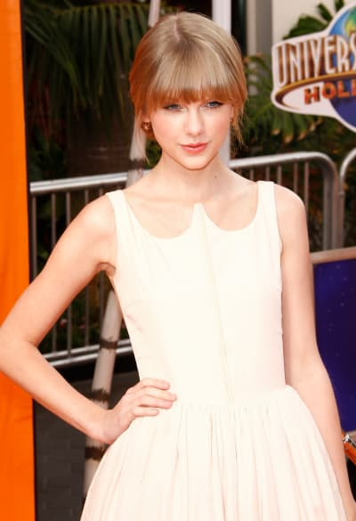 Taylor Swift in Hollywood