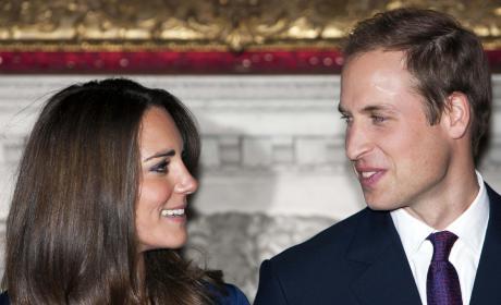 Royal Eye Gazing