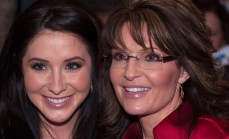 Sarah and Bristol Palin Photo