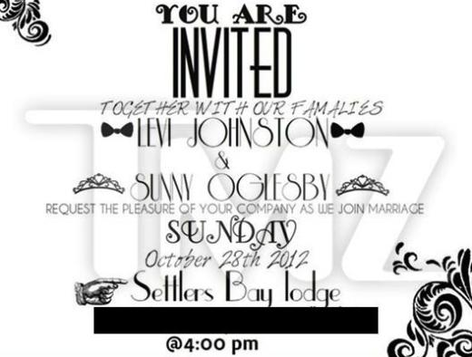 Levi Invite