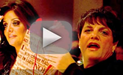 The Real Housewives of New Jersey Season 6 Episode 2 Recap: Happy Holidoze