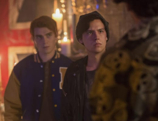 Archie and Jughead in Trouble