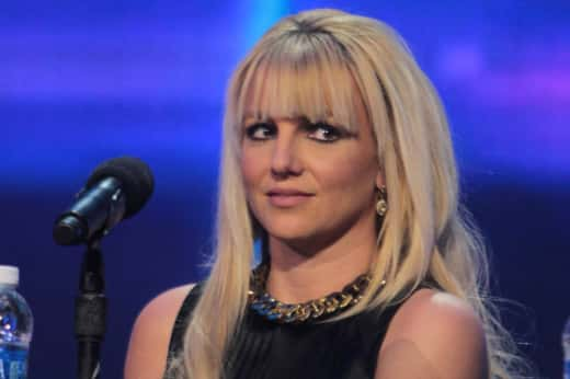 Brit on X Factor