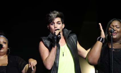 Adam Lambert Makes History Atop Billboard Chart