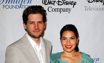 America Ferrera & Ryan Piers Williams: NOT Engaged