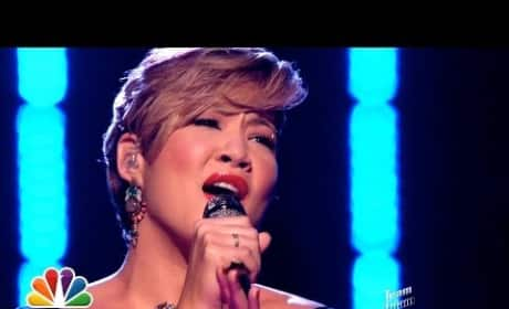 """Tessanne Chin: """"Many Rivers to Cross"""" - The Voice"""
