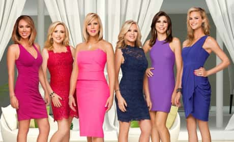 The Real Housewives of Orange County Season 11 Cast
