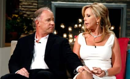 Brooks Ayers to Vicki Gunvalson: Shut Yer Yap or I'll Sue!