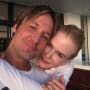 Keith Urban and Nicole Kidman, Cheek to Cheek