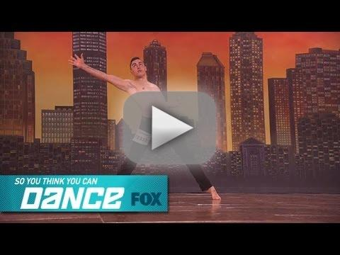 Rudy Abreu So You Think You Can Dance Audition