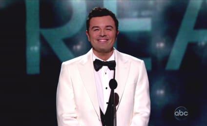 Seth MacFarlane to Host Academy Awards