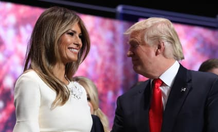 Melania Trump: NEVER Moving Into the White House?!