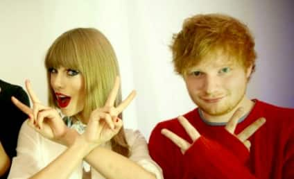 Ed Sheeran Defends Taylor Swift in Wake of VMA-Gate