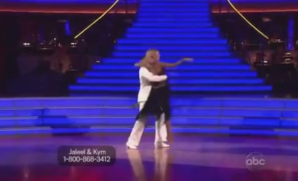 Jaleel White Downplays Dancing With the Stars Tiff