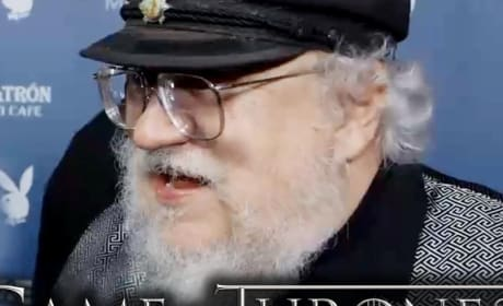 George R.R. Martin: Hooray For Boobies!