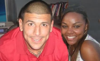 Shayanna Jenkins, Girlfriend of Aaron Hernandez, Indicted as Accessory to Murder