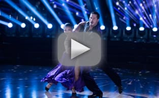 Laurie Hernandez Breaks Down on Dancing with the Stars