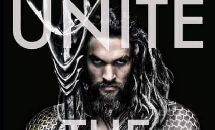 Jason Momoa as Aquaman: First Look!