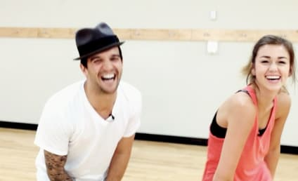 Sadie Robertson and Mark Ballas: Dancing With the Stars' Quack Pack!