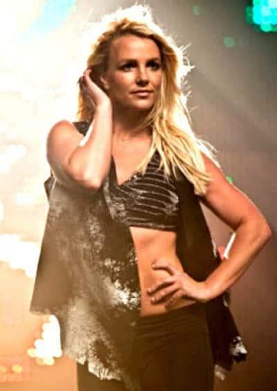 Britney Spears, Twister