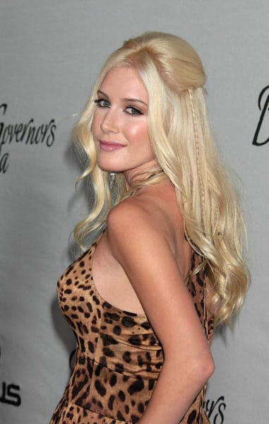 Heidi Montag From the Side