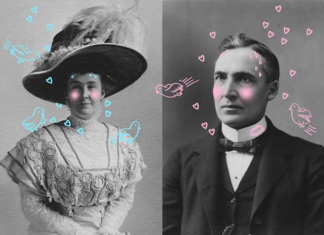 Warren G. Harding, Carrie Fulton Phillips