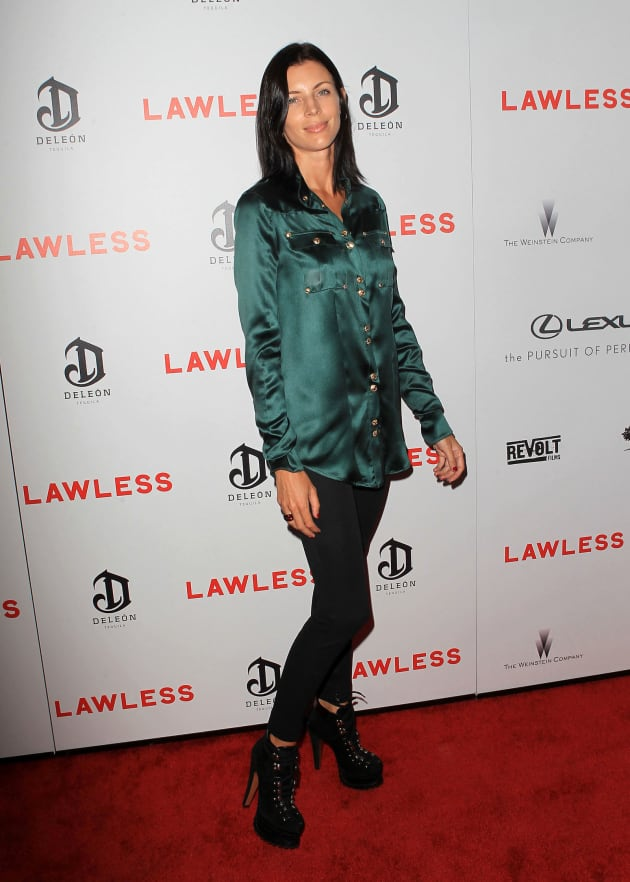 Liberty Ross Red Carpet Photo