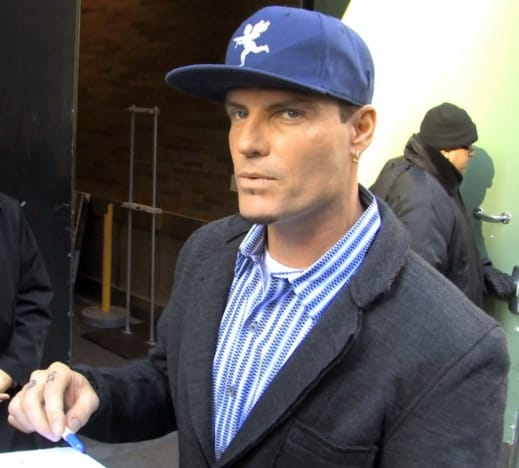 Vanilla Ice Picture