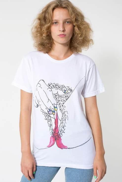 Vagina Shirt