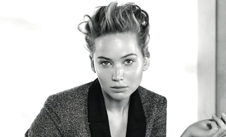 Jennifer Lawrence Dior Picture