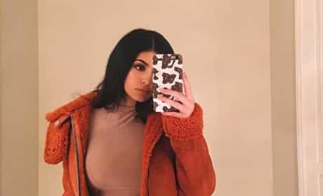 Kylie Jenner's Bajillionth Selfie