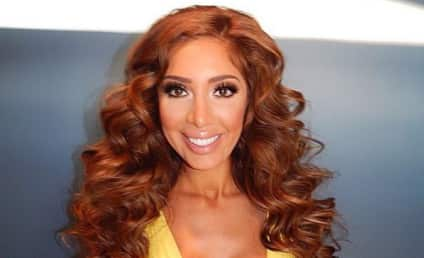 Farrah Abraham Defends Daughter's Modeling Career: It's Not My Fault!