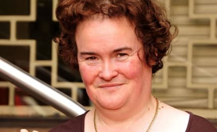 Susan Boyle: Coming to America's Got Talent