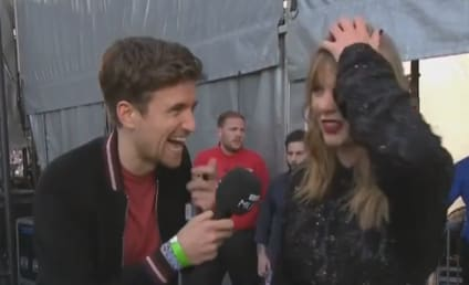 Taylor Swift Interviewer Tells Her She Needs to Shower; Fans Go OFF!