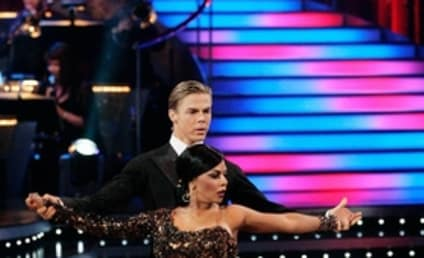 A Lil' Surprise on Dancing with the Stars: Rapper, Derek Hough Eliminated
