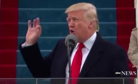 Donald Trump Inauguration Speech