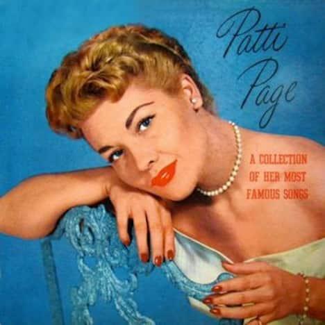 Patti Page Album
