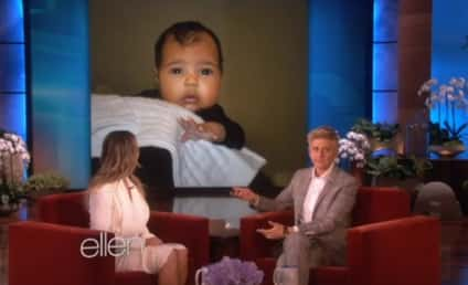 Kim Kardashian Debuts New North West Pics, Talks Diaper Changing and More