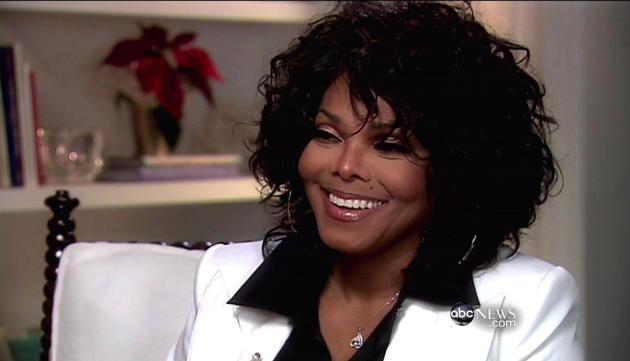 Janet Jackson on Nightline