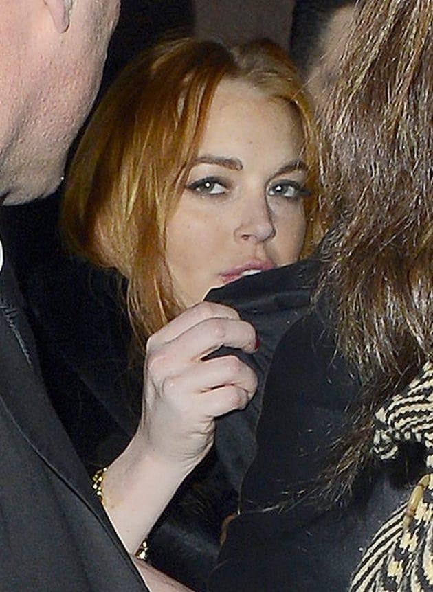 Lindsay Red Hair