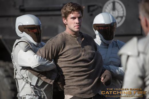 Catching Fire Liam Hemsworth