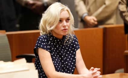 Lindsay Lohan on Jail Stint: So Scary!