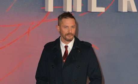 Tom Hardy: UK Premiere of 'The Revenant'
