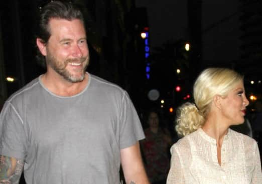 Dean McDermott and Tori Spelling Picture