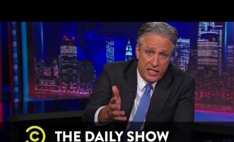 Jon Stewart Announces Daily Show Farewell Date