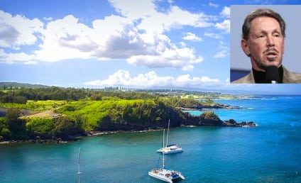 Larry Ellison, Oracle CEO, Buys Lanai Island in Hawaii